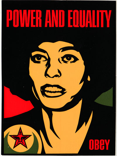 Obey Power and Equality