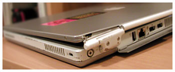 Broken PowerBook