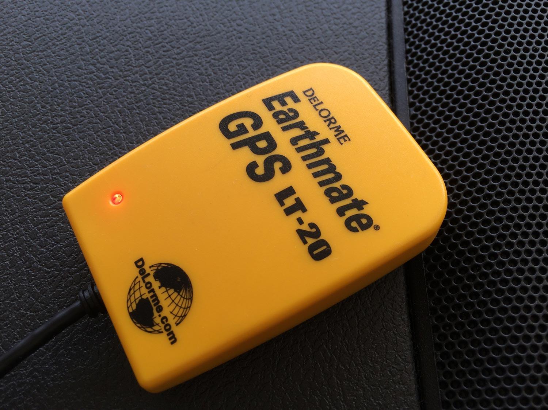 Earthmate LT-20 USB GPS