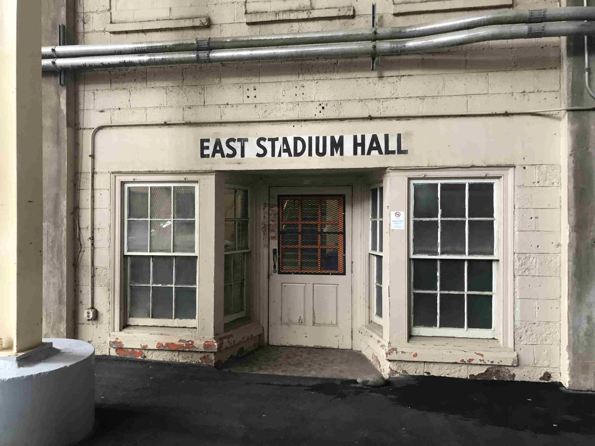 East Stadium Hall