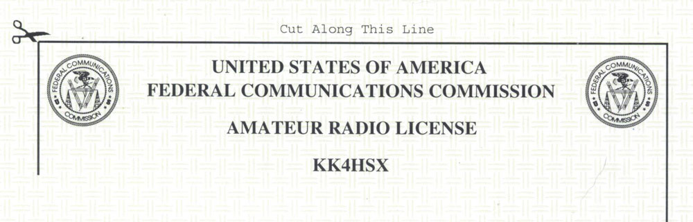 My grandfather was a ham (K9PSA) and I always remember seeing his radio