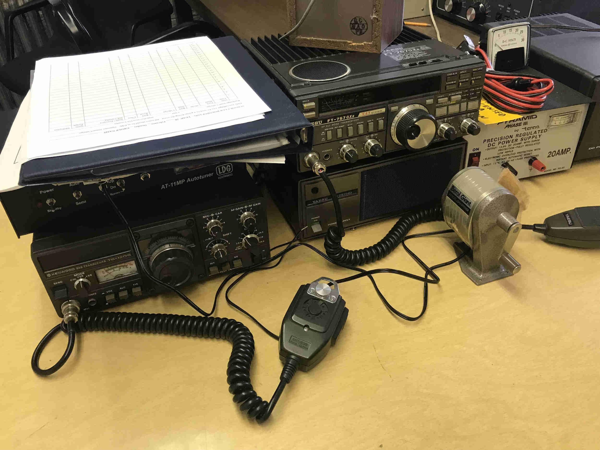 More UTARC Radios