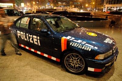 Alex Roy's Polizei 144