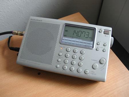Radioshack DX-402 Reciever