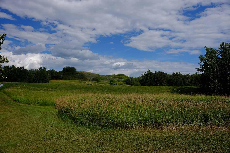Saskatchewan hills