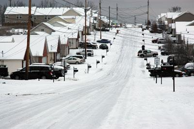 Snowy Hill