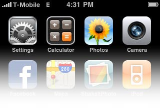 iPhone 3G on T-Mobile