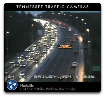 Tennessee Traffic camera widget for OS X