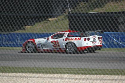 Whelen Corvette