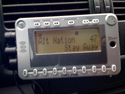 Sirius Mostly Replaces Xm|midnight Cheese